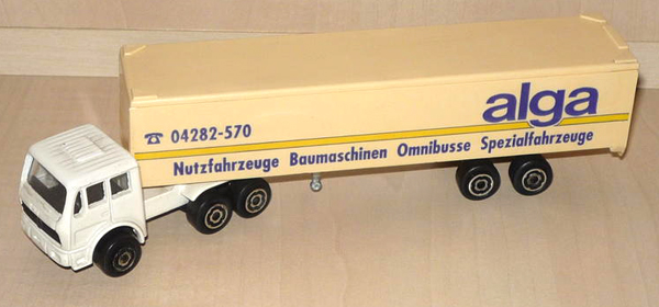 N°361 - MERCEDES SEMI-CONTAINER 361-B 15