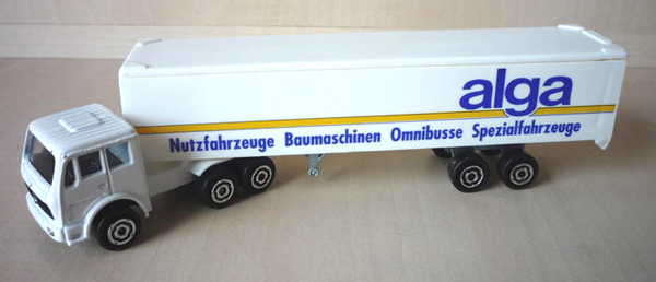 N°361 - MERCEDES SEMI-CONTAINER 361-B 20