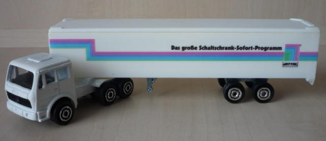 N°361 - MERCEDES SEMI-CONTAINER 361-B 24