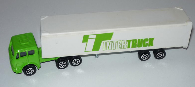 N°361 - MERCEDES SEMI-CONTAINER 361-B 31
