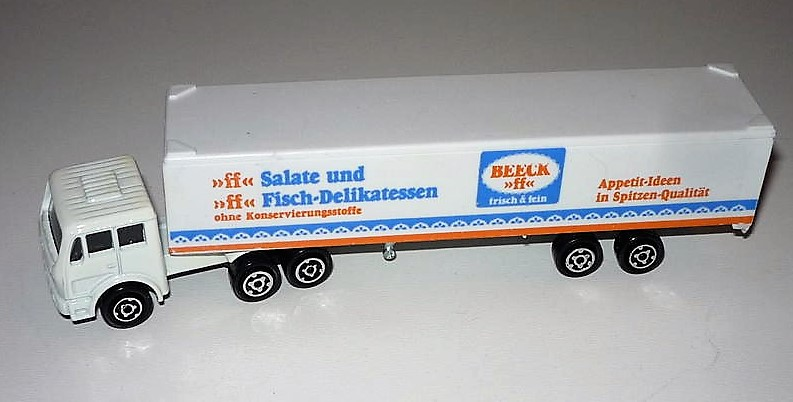 N°361 - MERCEDES SEMI-CONTAINER 361-B 42